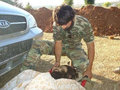 Suriyada azərbaycanlı qardaşlar öldürüldü - FOTO: Dünyada