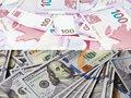 """Manat dollara """"hücum"""" etdi - CƏDVƏL - FOTO: İQTİSADİYYAT"""