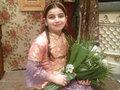 Azərbaycanlı məşhurun 9 yaşlı qızı səhnəyə tək çıxdı - FOTO: CƏMİYYƏT