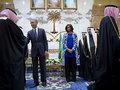 Mişel Obama vəhhabilərə meydan oxudu - FOTO: Dünyada