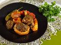 Mətbəx sirləri: Bexi-dulma - FOTO: Kulinariya