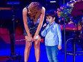 Röyanın oğlu azərbaycanca bilmir? - VİDEO: ŞOU-BİZNES