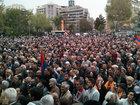 Ermənistanda ara qarışdı: Dünyada