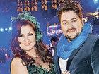 Bakılı müğənni rus opera divası ilə toy edir - VİDEO: ŞOU-BİZNES