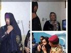 Qadın paltarı geyinən daha üç İŞİD-çi tutuldu: Dünyada