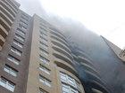 Xırdalanda hündürmərtəbəli bina yandı: HADİSƏ