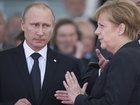 Putin, Merkel və Olland Ukraynadan danışdılar: Dünyada