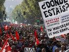 İspaniya qarışdı: 100 min etirazçı: Dünyada