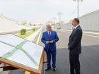 Prezident İlham Əliyev Bakıda növbəti yol qovşağının açılışında iştirak edib - YENİLƏNİB - FOTO: SİYASƏT