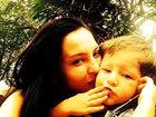 Boşanacağı deyilən modelimiz oğlunu göstərdi - FOTOSESSİYA: ŞOU-BİZNES
