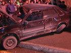 Paytaxtda sürət iki nəfəri xəstəxanaya saldı - FOTO: HADİSƏ