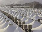 Dünyanın ən böyük çadır şəhərciyi - FOTO: Fotosessiya