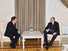 Prezident İlham Əliyev Sosialist İnternasionalının baş katibini qəbul edib - YENİLƏNİB - FOTO : SİYASƏT