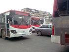 Bakıda dəhşət: avtobus piyadanın üstünə çıxdı - YENİLƏNİB - VİDEO - FOTO: HADİSƏ