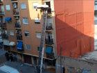 İspaniyada mebeli belə daşıyırlar - VİDEO: VİDEO
