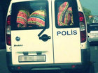 Bakıda yol polisi qışa hazırlaşır - FOTO: CƏMİYYƏT