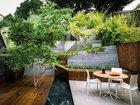 Landşaft dizaynlı villa - FOTO: Fotosessiya