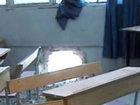 Donetskdə məktəbə mərmi düşdü: CƏMİYYƏT