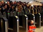 London metrosunda böyük tıxac yarandı - FOTO: Maraqlı