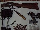 Zibillikdən silah tapıldı - FOTO: HADİSƏ