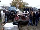 Azərbaycanda sürücü əzabla öldü - YENİLƏNİB - FOTO: HADİSƏ