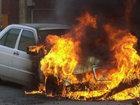 Paytaxtda gecə iki avtomobil yandı: HADİSƏ