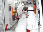 Virus daşıyıcısı xəstəxanadan qaçdı: Dünyada