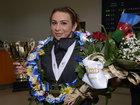 """""""Akkord""""un pauerliftinq üzrə xanım idmançısı dünya çempionu oldu - FOTO: İQTİSADİYYAT"""