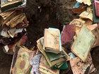 Torpağa basdırılmış 50 Quran tapıldı - VİDEO - FOTO: Dünyada