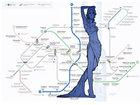 """Metro sxemi """"canlandı"""" - FOTO: Fotosessiya"""