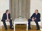 Prezident İlham Əliyev bir sıra görüşlər keçirib - YENİLƏNİB - FOTO: SİYASƏT