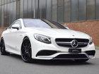 MEC Design-dan Mercedes S63 - FOTO: Avto
