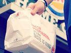 Belə səhvə kim sevinməz: görün hamburger paketindən nə çıxdı: Dünyada