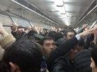 Bakı metrosunda qadın hər kəsi qorxuya saldı: HADİSƏ