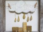 Karton qutulardan nağıl evləri - FOTO: Fotosessiya