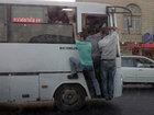 Bakıda avtobus biabırçılığı bitmir - FOTO: CƏMİYYƏT