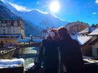 Validə Abbasova indi də dağda öpüşür - FOTO: ŞOU-BİZNES