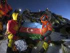 Ölən alpinist ən hündür zirvəyə bayrağımızı qaldıran imiş... - FOTO: HADİSƏ