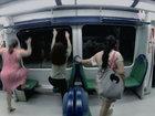 Metro qorxusu real həyatda - VİDEO: VİDEO