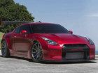 Vossen Wheels-li Nissan GT-R - FOTO: Avto
