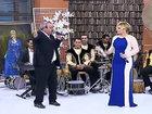 Mətanət Əliverdiyeva Ağamirzə ilə deyişdi - VİDEO: ŞOU-BİZNES