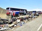 Avtobus qəzasında azı 19 nəfər ölüb, 25 xəsarət alıb: Dünyada