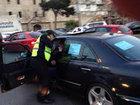 Bakıda polisi döydülər: HADİSƏ