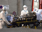 Şok: Ebola qanı oğurlandı - FOTO: Dünyada