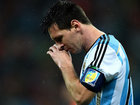 Messi yenə zədə aldı: İdman