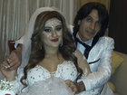 Azərbaycanlı aktrisanın toyu oldu - YENİLƏNİB - FOTOSESSİYA: ŞOU-BİZNES
