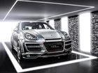 Porsche Cayenne-ə əl gəzdirildi - FOTO: Avto