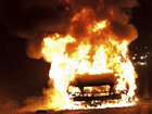 Rusiyada 7 nəfər qəzada diri-diri yandı: Dünyada