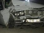 Bakıda qəza törədən sürücülər dalaşdılar, 3 nəfər yaralandı - FOTO: HADİSƏ