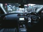 """""""Şəffaf"""" kuzovlu Jaguar - VİDEO: Avto"""